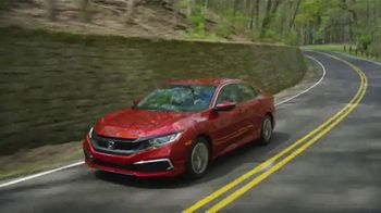 Honda Memorial Day Sales Event TV Spot, '2019 Civic' [T2] - Thumbnail 4