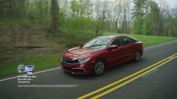 Honda Memorial Day Sales Event TV Spot, '2019 Civic' [T2] - Thumbnail 6