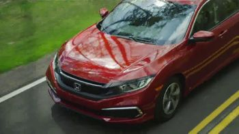 Honda Memorial Day Sales Event TV Spot, '2019 Civic' [T2] - Thumbnail 7
