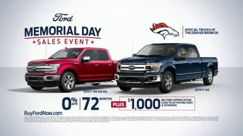 Ford Memorial Day Sales Event TV Spot, 'Get a Ford' [T2] - Thumbnail 6