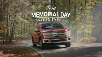 Ford Memorial Day Sales Event TV Spot, 'Get a Ford' [T2] - Thumbnail 2