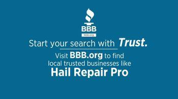 Better Business Bureau TV Spot, 'Hail Repair Pro' - Thumbnail 9