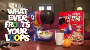 Froot Loops TV Spot, 'Wild Dance'