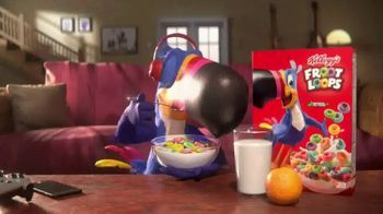 Froot Loops TV Spot, 'Wild Dance' - Thumbnail 9