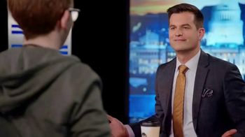McDonald's TV Spot, 'Comedy Central: Wake Up Breakfast' Featuring Michael Kosta - Thumbnail 8