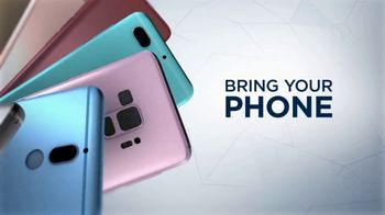 Spectrum Mobile TV Spot, 'Bring Your Own Phone'