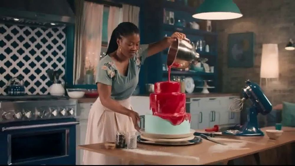 KitchenAid TV Commercial, \'Kitchens Made for Making\' - Video