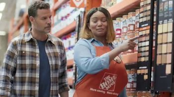 The Home Depot TV Spot, 'Olympic Stains' - Thumbnail 3