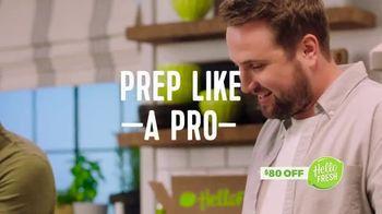 HelloFresh Memorial Day Flash Sale TV Spot, 'Mean Burger' - Thumbnail 2