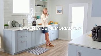 Macy's Venta de Memorial Day TV Spot, 'El hogar' [Spanish] - Thumbnail 2