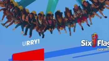 Six Flags Memorial Weekend Sale TV Spot, 'Pandemonium' - Thumbnail 9
