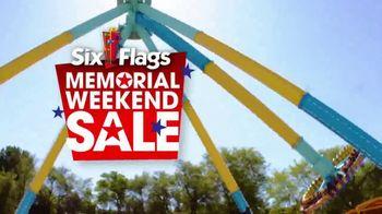 Six Flags Memorial Weekend Sale TV Spot, 'Pandemonium' - Thumbnail 2