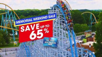 Six Flags Memorial Weekend Sale TV Spot, 'Pandemonium' - Thumbnail 5