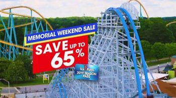 Six Flags Memorial Weekend Sale TV Spot, 'Pandemonium' - Thumbnail 6