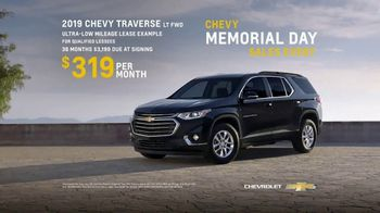 Chevrolet Memorial Day Sales Event TV Spot, 'Family Reunion' [T2] - Thumbnail 7