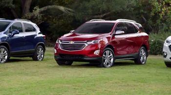 Chevrolet Memorial Day Sales Event TV Spot, 'Family Reunion' [T2] - Thumbnail 4