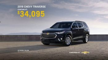 Chevrolet Memorial Day Sales Event TV Spot, 'Family Reunion' [T2] - Thumbnail 6