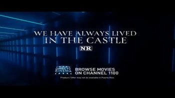 DIRECTV Cinema TV Spot, 'We Have Always Lived in the Castle' - Thumbnail 10