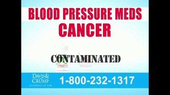 Davis & Crump, P.C. TV Spot, 'Blood Pressure Medicine' - Thumbnail 2