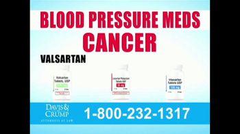 Davis & Crump, P.C. TV Spot, 'Blood Pressure Medicine' - Thumbnail 3