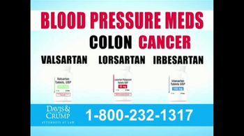 Davis & Crump, P.C. TV Spot, 'Blood Pressure Medicine' - Thumbnail 5