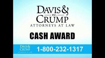 Davis & Crump, P.C. TV Spot, 'Blood Pressure Medicine' - Thumbnail 7