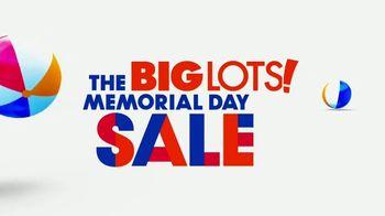 Big Lots Memorial Day Sale TV Spot, 'Pool Party' - Thumbnail 6