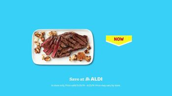 ALDI TV Spot, 'Father and Son: Sirloin Steak' - Thumbnail 9
