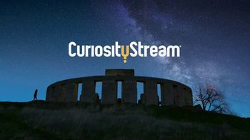 CuriosityStream TV Spot, 'For the Curious: Gaze'