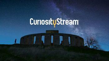 CuriosityStream TV Spot, 'For the Curious: Gaze'