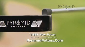 Revolution Golf Pyramid Putters TV Spot, 'Precision Milled Grooved Face' - Thumbnail 9