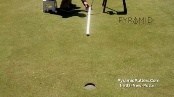 Revolution Golf Pyramid Putters TV Spot, 'Precision Milled Grooved Face' - Thumbnail 7