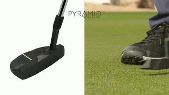 Revolution Golf Pyramid Putters TV Spot, 'Precision Milled Grooved Face' - Thumbnail 8