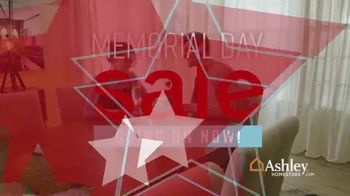 Ashley HomeStore Memorial Day Sale TV Spot, 'Heroes' Song by Midnight Riot - Thumbnail 4