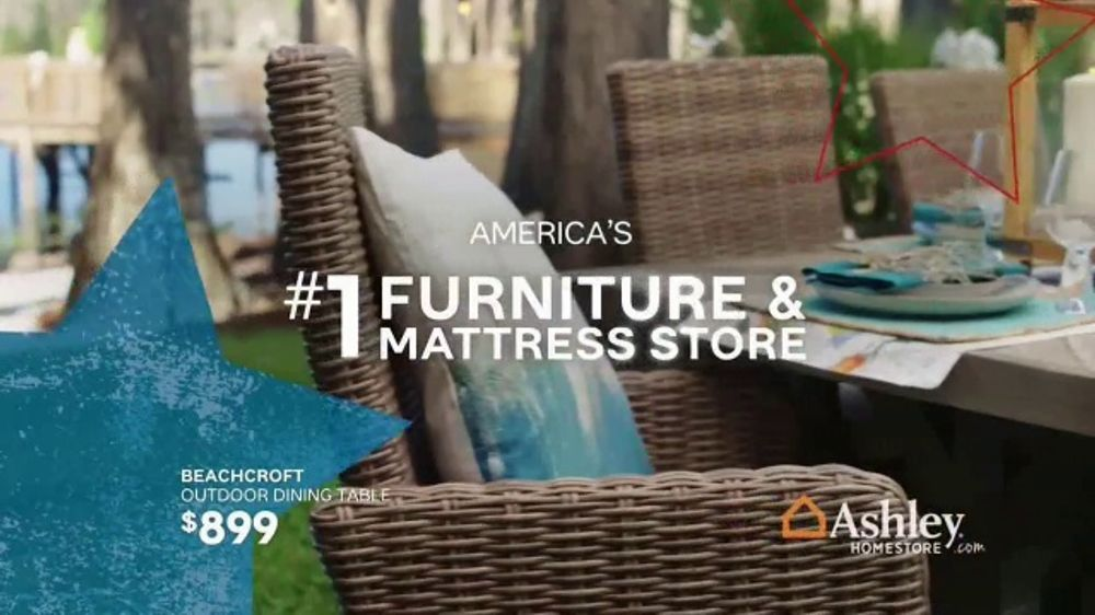 Ashley Homestore Memorial Day Sale Tv Commercial Extended Patio Furniture Song By Midnight