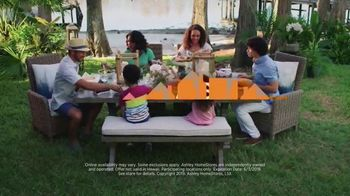 Ashley HomeStore Memorial Day Sale TV Spot, 'Extended: Patio Furniture' Song by Midnight Riot - Thumbnail 10