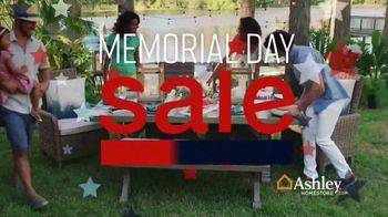 Ashley HomeStore Memorial Day Sale TV Spot, 'Extended: Patio Furniture' Song by Midnight Riot - Thumbnail 2