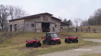 Tracker Off Road TV Spot, 'Built for Love of Country: Tracker 800SX' - Thumbnail 5