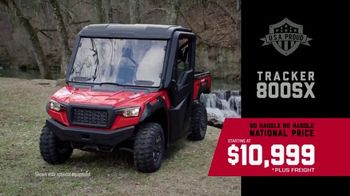 Tracker Off Road TV Spot, 'Built for Love of Country: Tracker 800SX' - Thumbnail 8