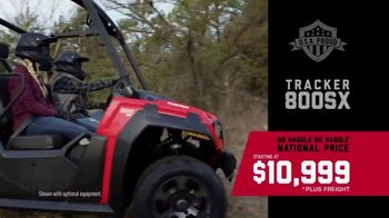 Tracker Off Road TV Spot, 'Built for Love of Country: Tracker 800SX' - Thumbnail 9