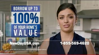 NewDay USA $0 Down VA Home Loan TV Spot, 'Need Cash?' - 47 commercial airings
