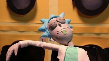 Burger King TV Spot, 'Adult Swim: Rick and Morty: Laundromat' - Thumbnail 1