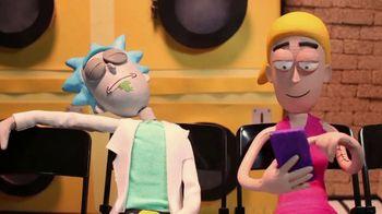 Burger King TV Spot, 'Adult Swim: Rick and Morty: Laundromat' - Thumbnail 4