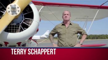 USAA TV Spot, 'Memorial Day: Timothy McGill' Featuring Terry Schappert - 36 commercial airings