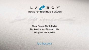 La-Z-Boy Memorial Day Sale TV Spot, 'Create Your Perfect Room' - Thumbnail 9
