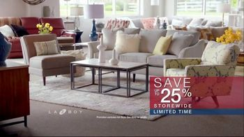 La-Z-Boy Memorial Day Sale TV Spot, 'Create Your Perfect Room' - Thumbnail 6