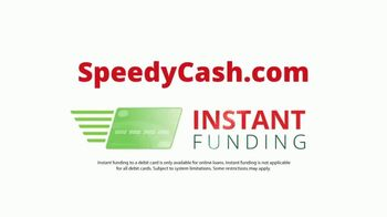 Speedy Cash TV Spot, 'It's Here: Instant Funding Online' - Thumbnail 8