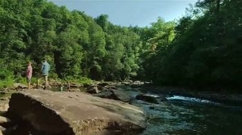 West Virginia Division of Tourism TV Spot, 'Rolling Hills, Flowing Waters and Spiritual Places' - Thumbnail 3