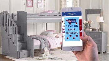 Rooms to Go Memorial Day Sale TV Spot, 'Coupon App' - Thumbnail 7
