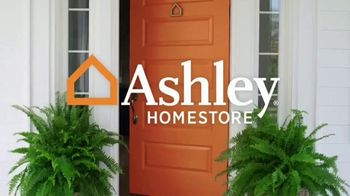 Ashley HomeStore Memorial Day Sale TV Spot, 'Bed, Tables & Sectional' Song by Midnight Riot - Thumbnail 1